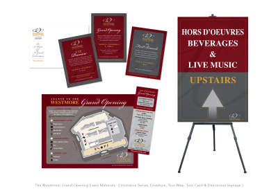 The Westmore Senior Living: Grand Opening Event Materials